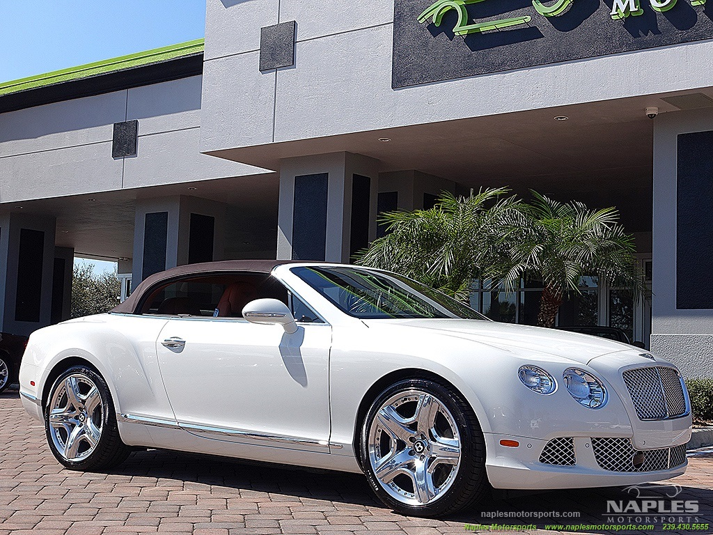 2012 Bentley Continental GT Convertible - Photo 37 - Naples, FL 34104