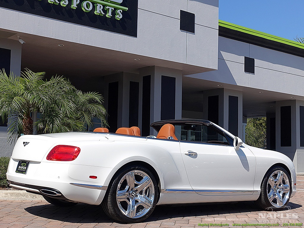2012 Bentley Continental GT Convertible - Photo 19 - Naples, FL 34104