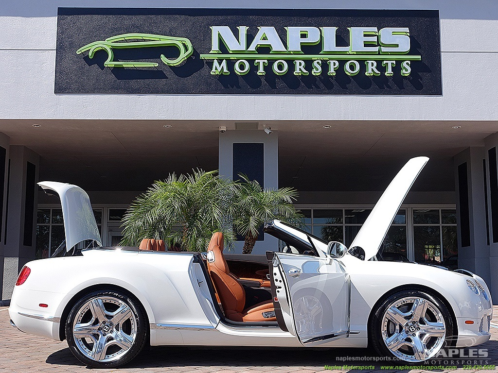 2012 Bentley Continental GT Convertible - Photo 16 - Naples, FL 34104