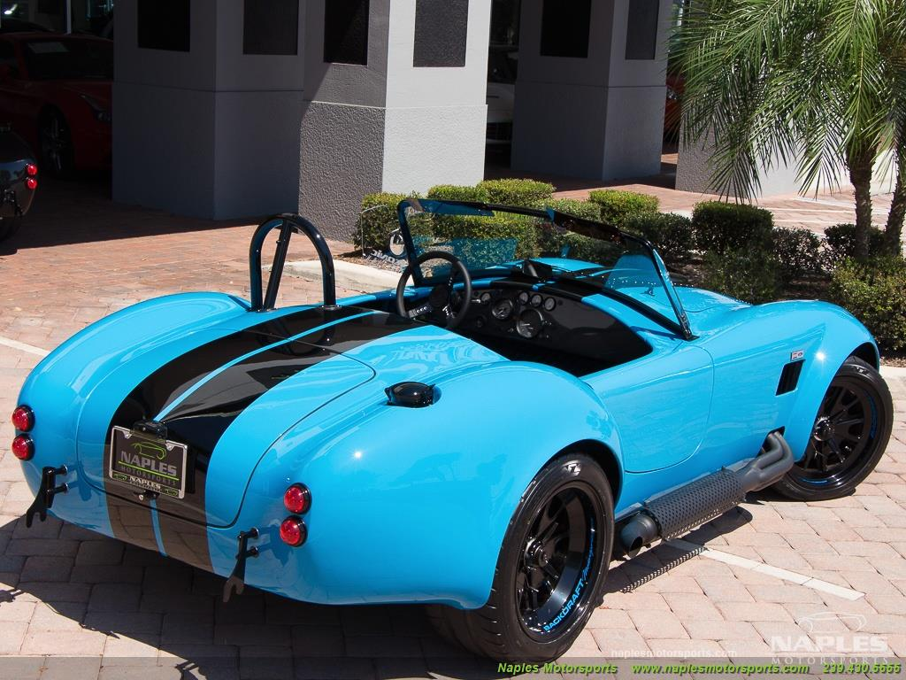 1965 Replica/Kit BackDraft Racing 427 Cobra Replica - Photo 6 - Naples, FL 34104