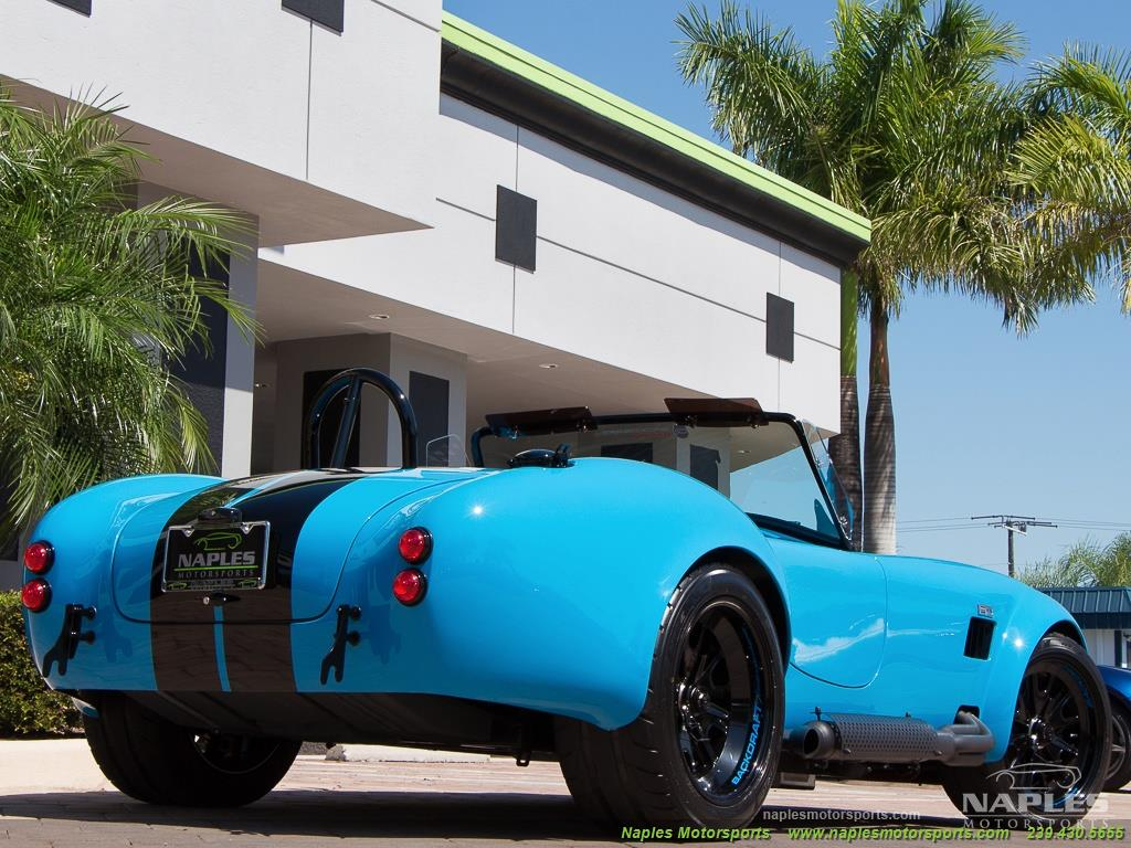 1965 Replica/Kit BackDraft Racing 427 Cobra Replica - Photo 34 - Naples, FL 34104