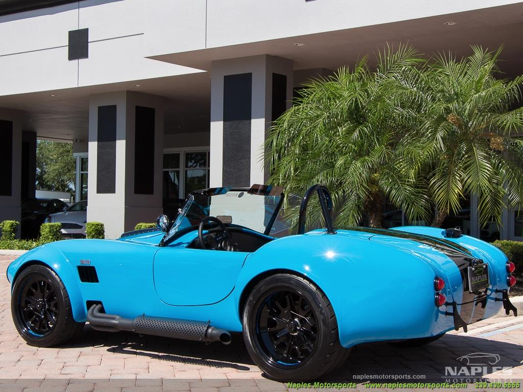 1965 Replica/Kit BackDraft Racing 427 Cobra Replica - Photo 13 - Naples, FL 34104