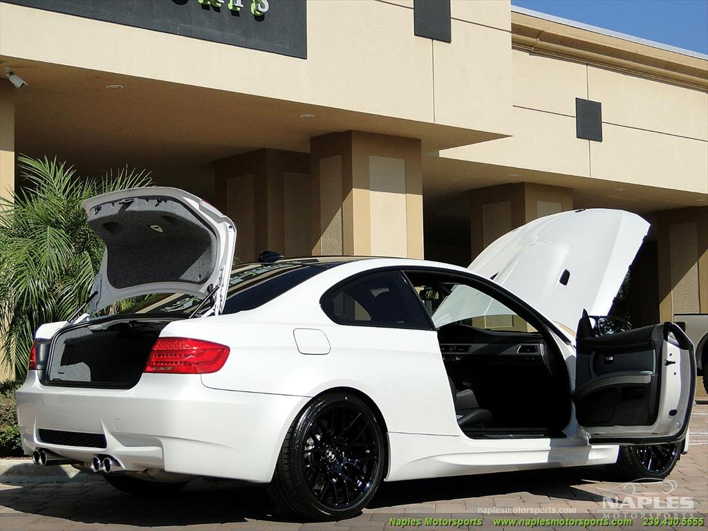 2013 BMW M3 - Photo 33 - Naples, FL 34104