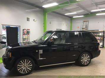 2012 Land Rover Range Rover Autobiography SUV