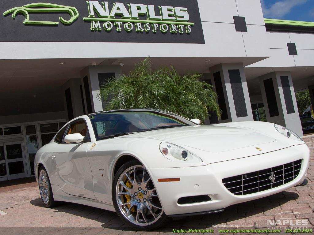 2008 Ferrari 612 One to One - Photo 37 - Naples, FL 34104