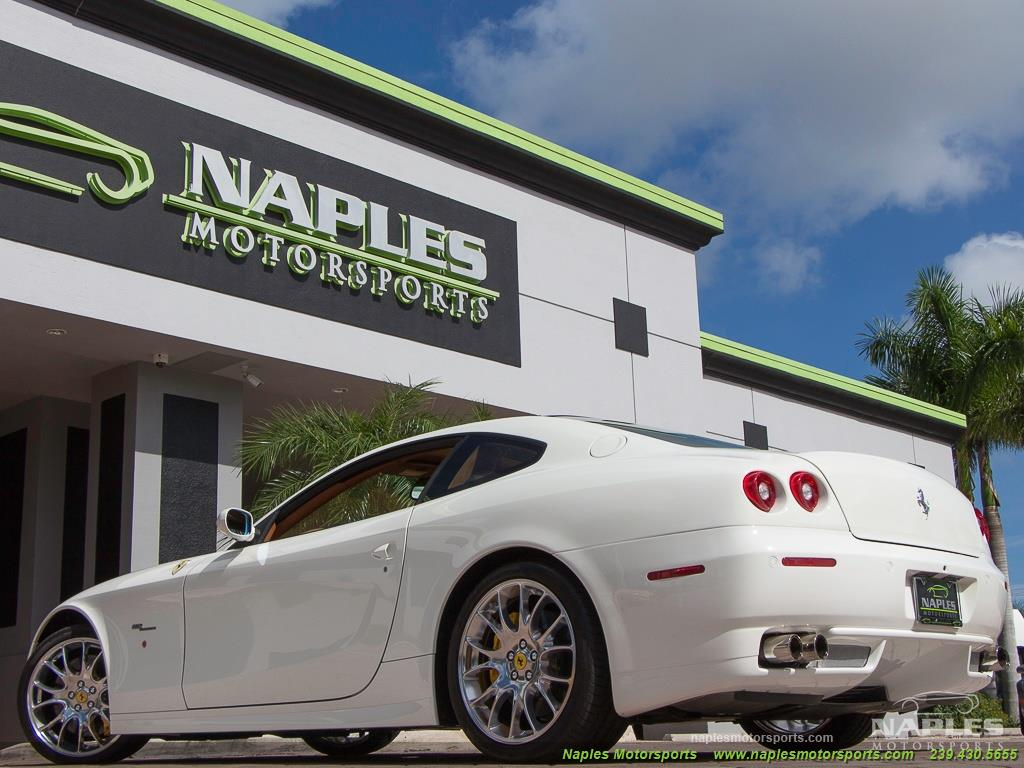 2008 Ferrari 612 One to One - Photo 42 - Naples, FL 34104