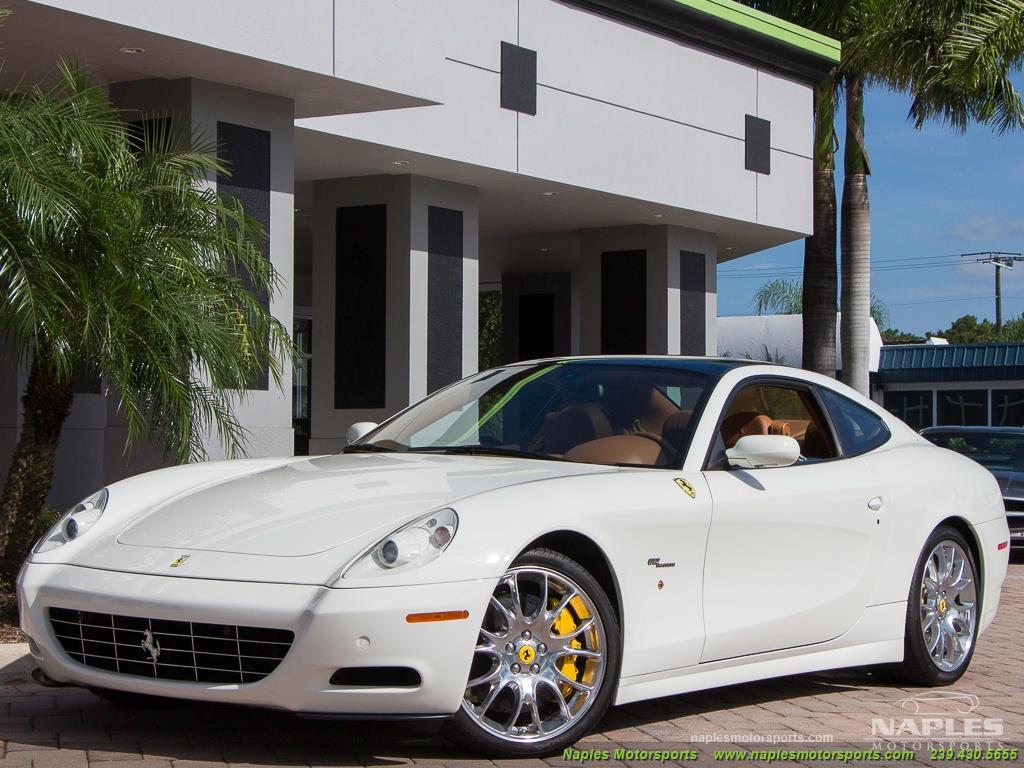 2008 Ferrari 612 One to One - Photo 14 - Naples, FL 34104