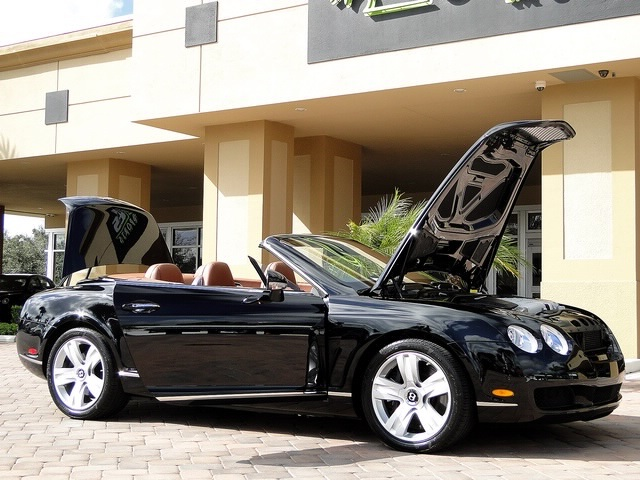 2007 Bentley Continental GTC - Photo 42 - Naples, FL 34104