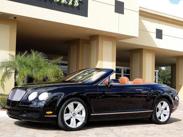 2007 Bentley Continental GTC - Photo 27 - Naples, FL 34104