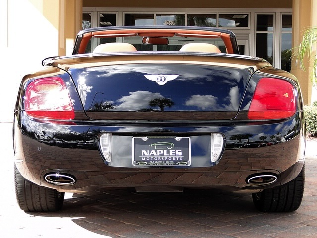 2007 Bentley Continental GTC - Photo 60 - Naples, FL 34104