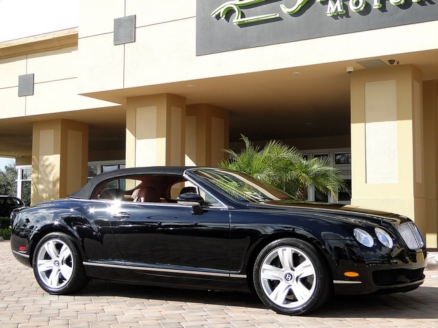 2007 Bentley Continental GTC - Photo 58 - Naples, FL 34104