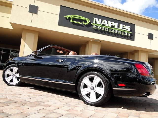 2007 Bentley Continental GTC - Photo 17 - Naples, FL 34104