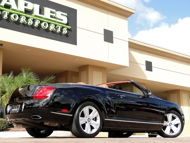 2007 Bentley Continental GTC - Photo 10 - Naples, FL 34104