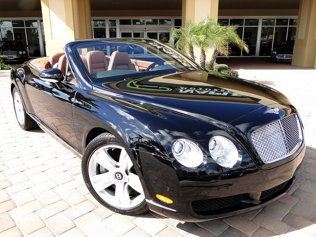 2007 Bentley Continental GTC - Photo 13 - Naples, FL 34104