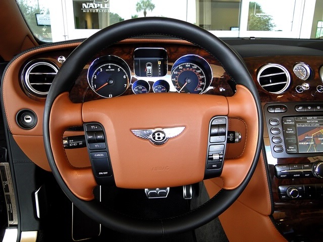 2007 Bentley Continental GTC - Photo 49 - Naples, FL 34104