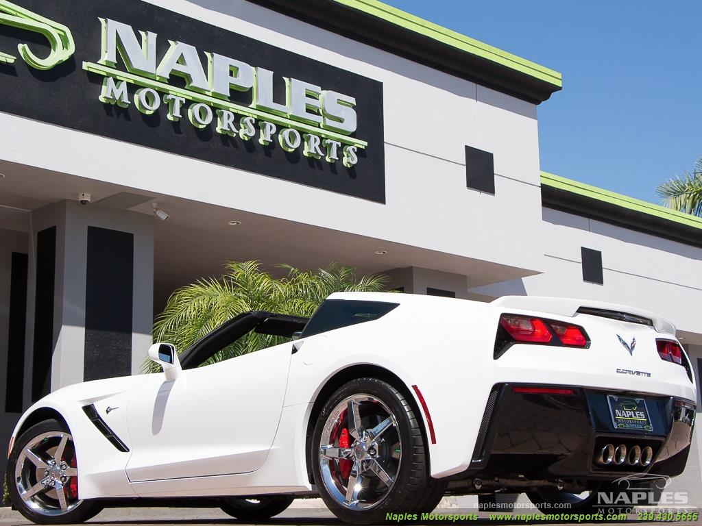 2014 Chevrolet Corvette Stingray - Photo 49 - Naples, FL 34104