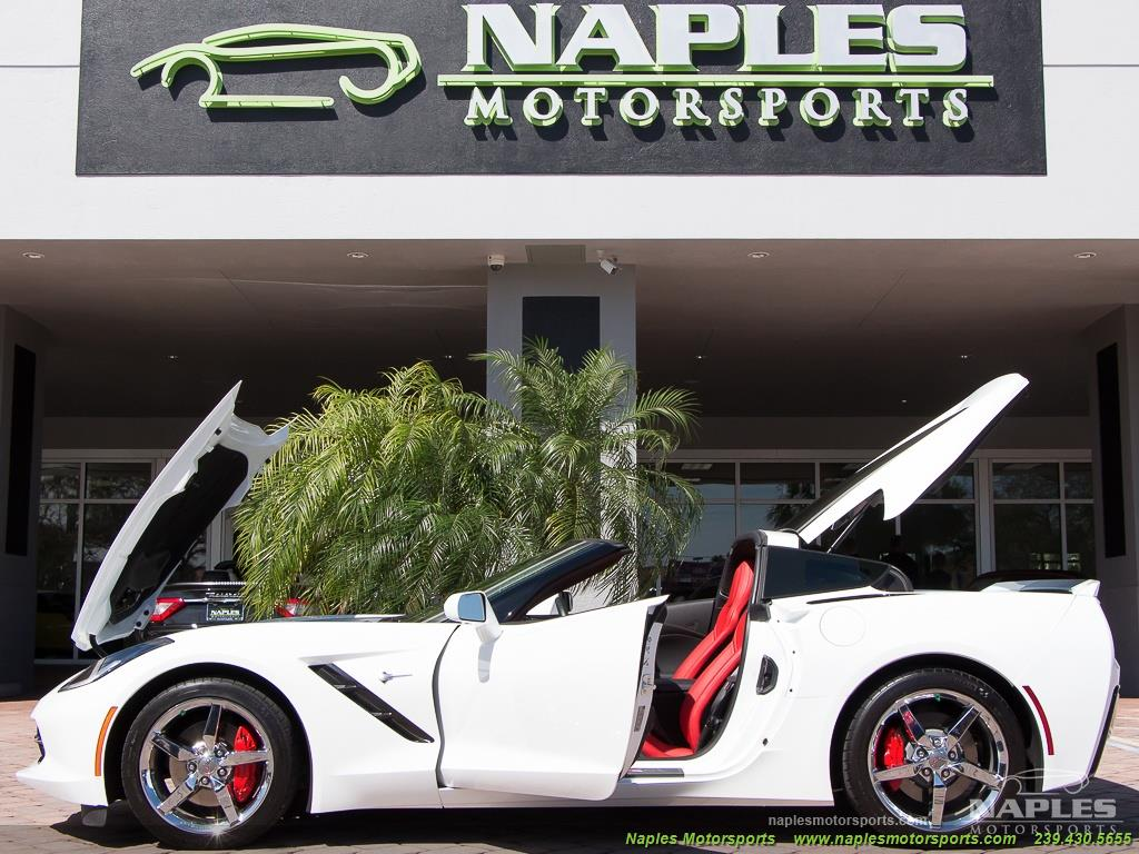 2014 Chevrolet Corvette Stingray - Photo 31 - Naples, FL 34104