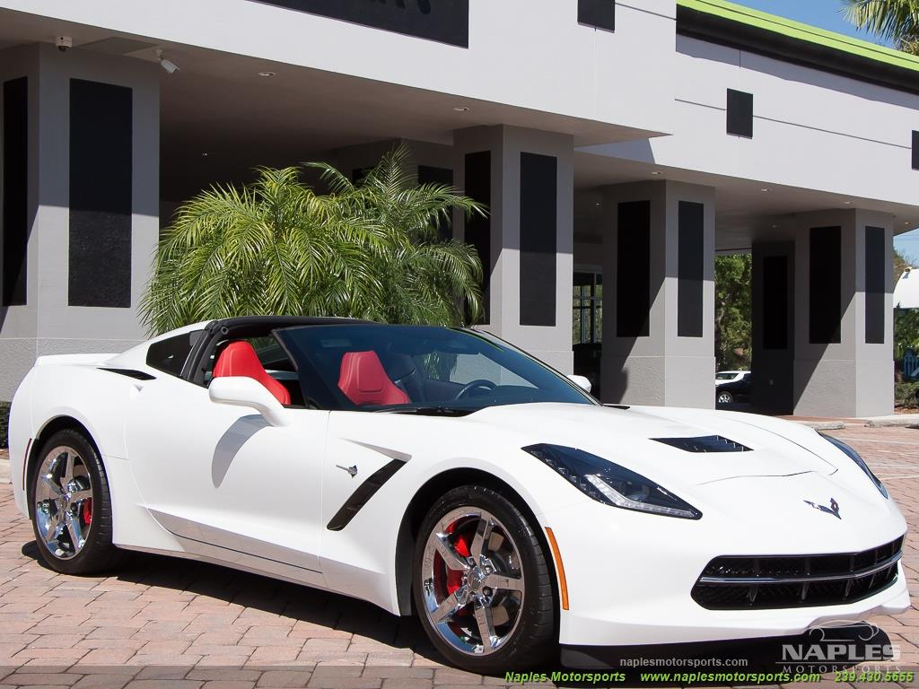 2014 Chevrolet Corvette Stingray - Photo 44 - Naples, FL 34104