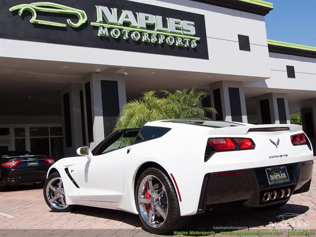2014 Chevrolet Corvette Stingray - Photo 3 - Naples, FL 34104