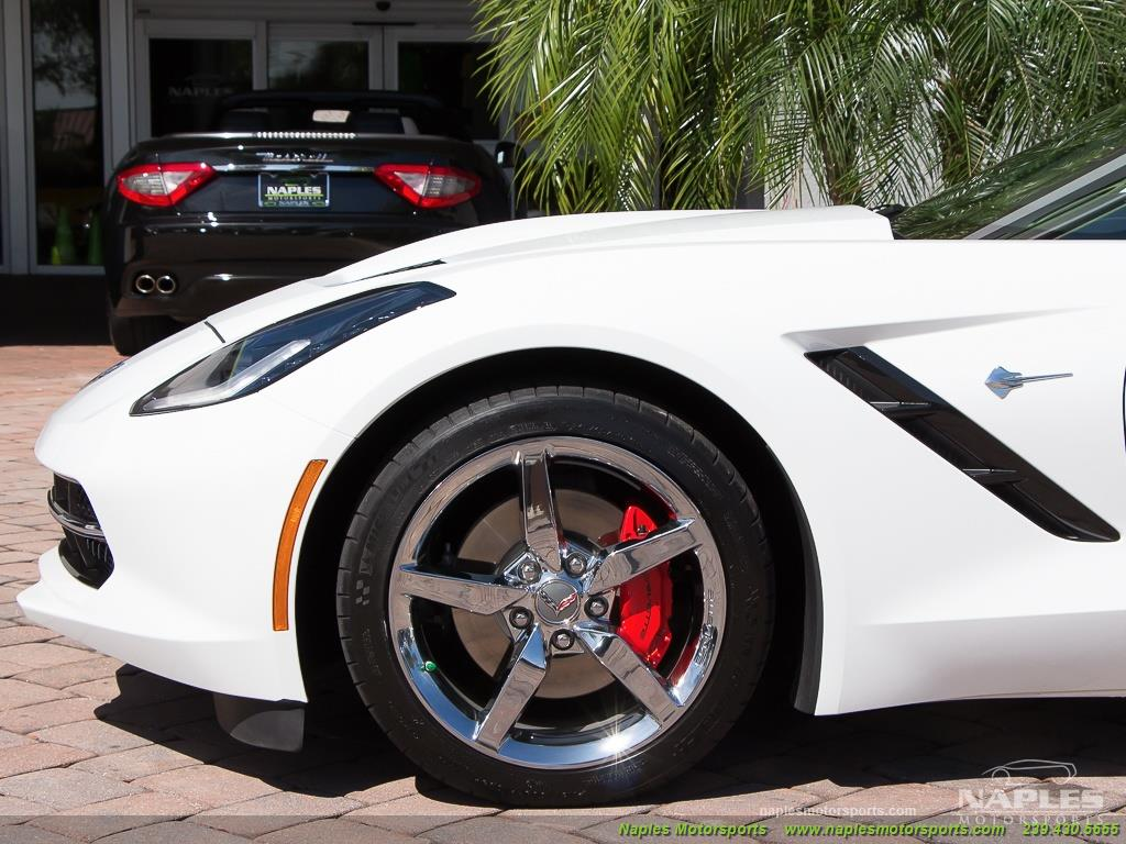 2014 Chevrolet Corvette Stingray - Photo 34 - Naples, FL 34104