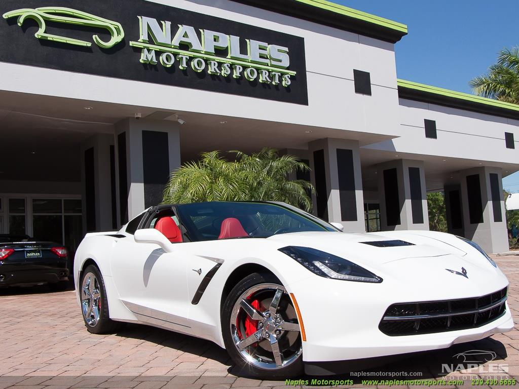 2014 Chevrolet Corvette Stingray - Photo 16 - Naples, FL 34104