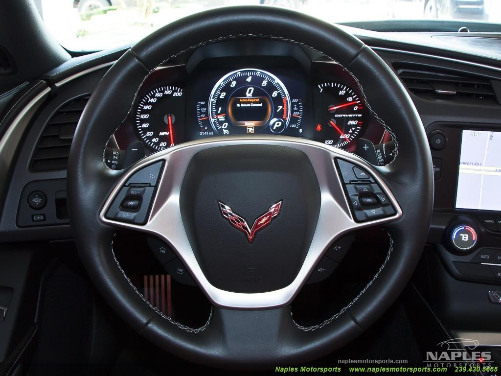 2014 Chevrolet Corvette Stingray - Photo 20 - Naples, FL 34104
