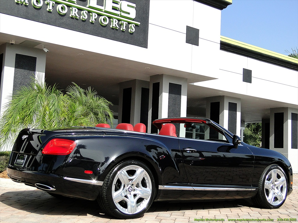 2013 bentley continental gt gtc 2013 bentley continental gt gtc photo 31 naples fl 34104 vanachro Choice Image