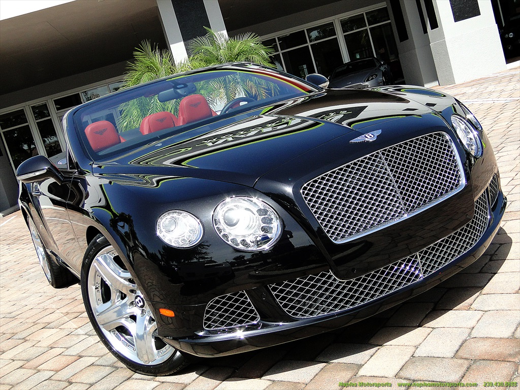 2013 Bentley Continental GT GTC - Photo 17 - Naples, FL 34104