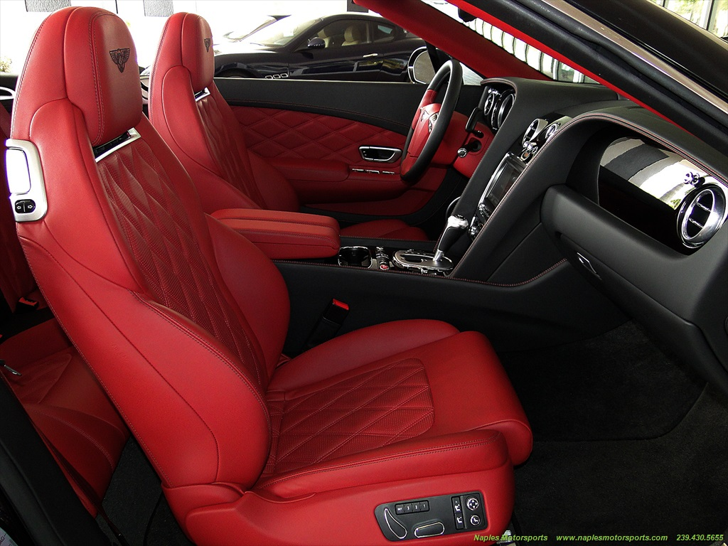 2013 Bentley Continental GT GTC - Photo 52 - Naples, FL 34104