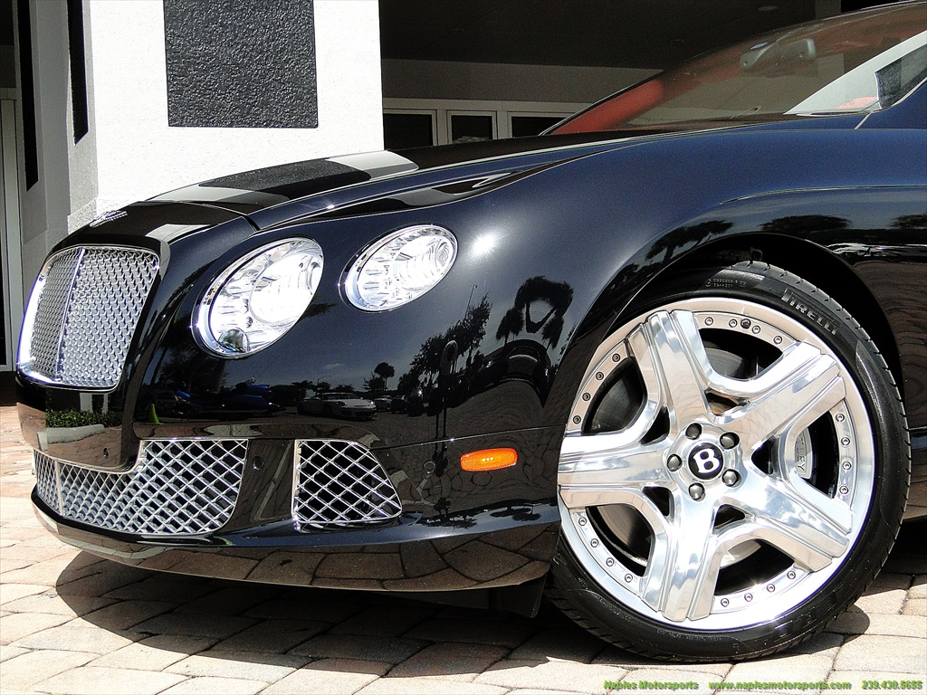2013 Bentley Continental GT GTC - Photo 41 - Naples, FL 34104