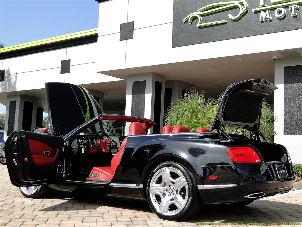 2013 Bentley Continental GT GTC - Photo 20 - Naples, FL 34104