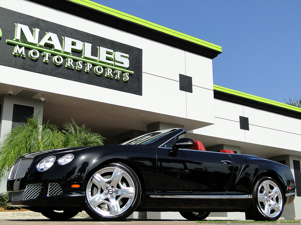 2013 Bentley Continental GT GTC - Photo 43 - Naples, FL 34104