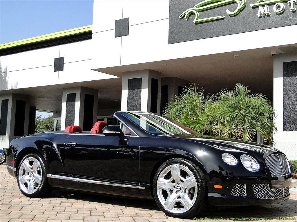 2013 Bentley Continental GT GTC - Photo 24 - Naples, FL 34104