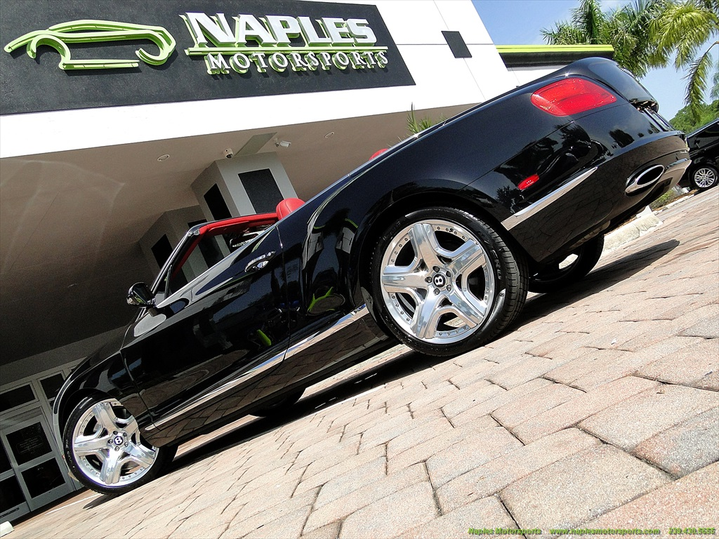 2013 Bentley Continental GT GTC - Photo 50 - Naples, FL 34104