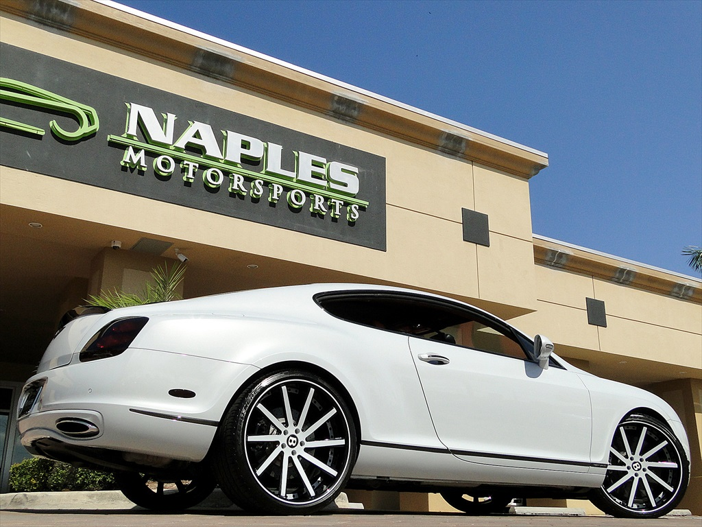 2010 Bentley Continental GT Supersport - Photo 14 - Naples, FL 34104