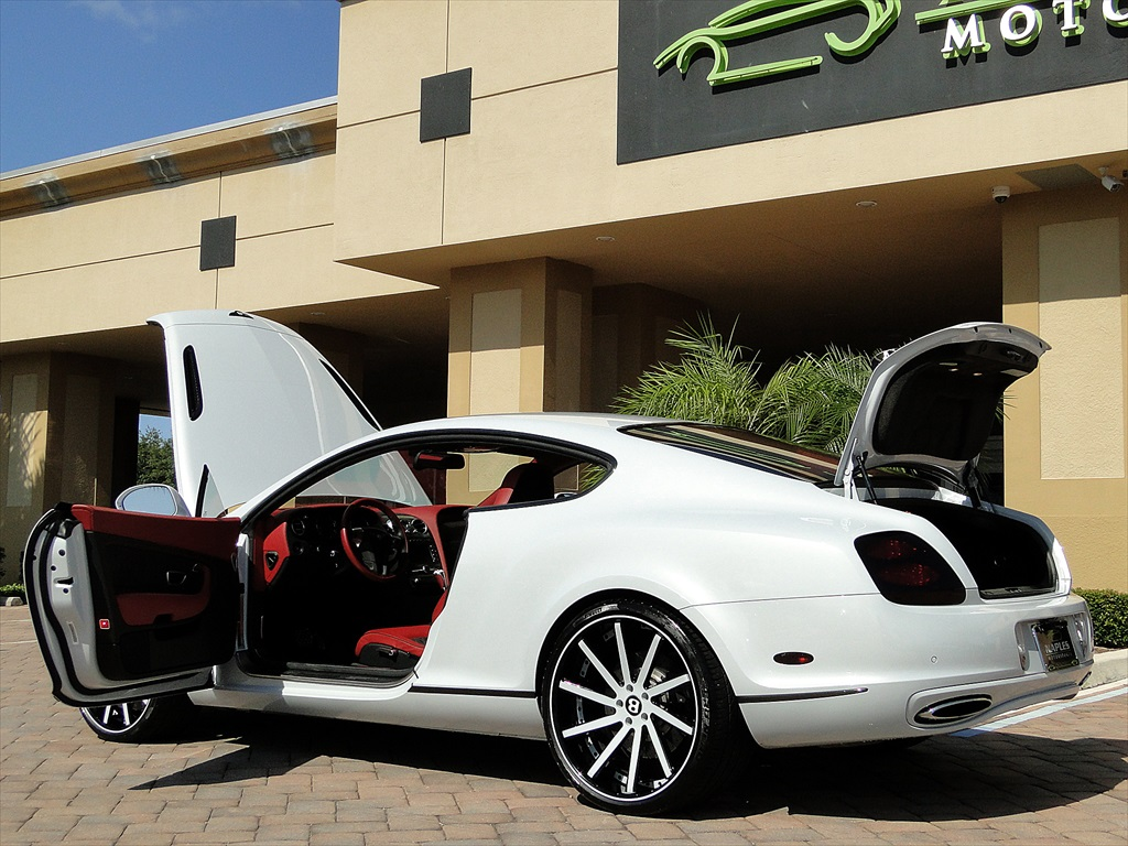 2010 Bentley Continental GT Supersport - Photo 56 - Naples, FL 34104