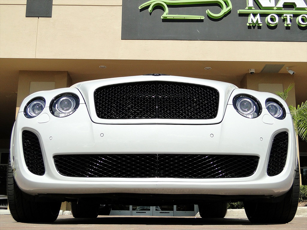 2010 Bentley Continental GT Supersport - Photo 23 - Naples, FL 34104
