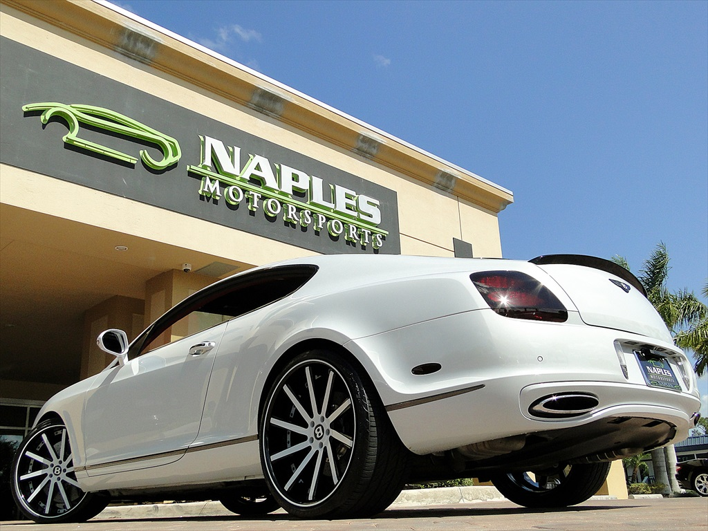 2010 Bentley Continental GT Supersport - Photo 38 - Naples, FL 34104