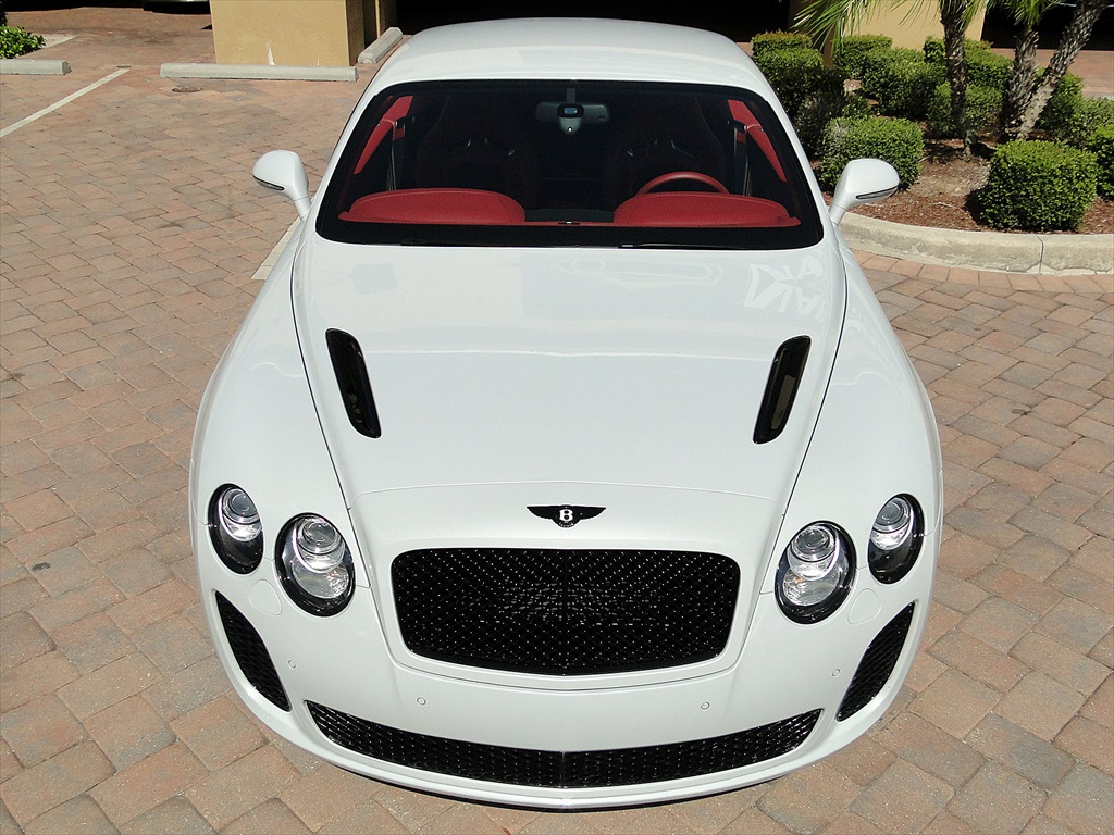 2010 Bentley Continental GT Supersport - Photo 18 - Naples, FL 34104