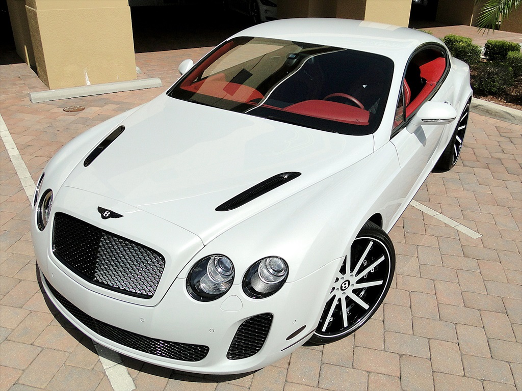 2010 Bentley Continental GT Supersport - Photo 43 - Naples, FL 34104