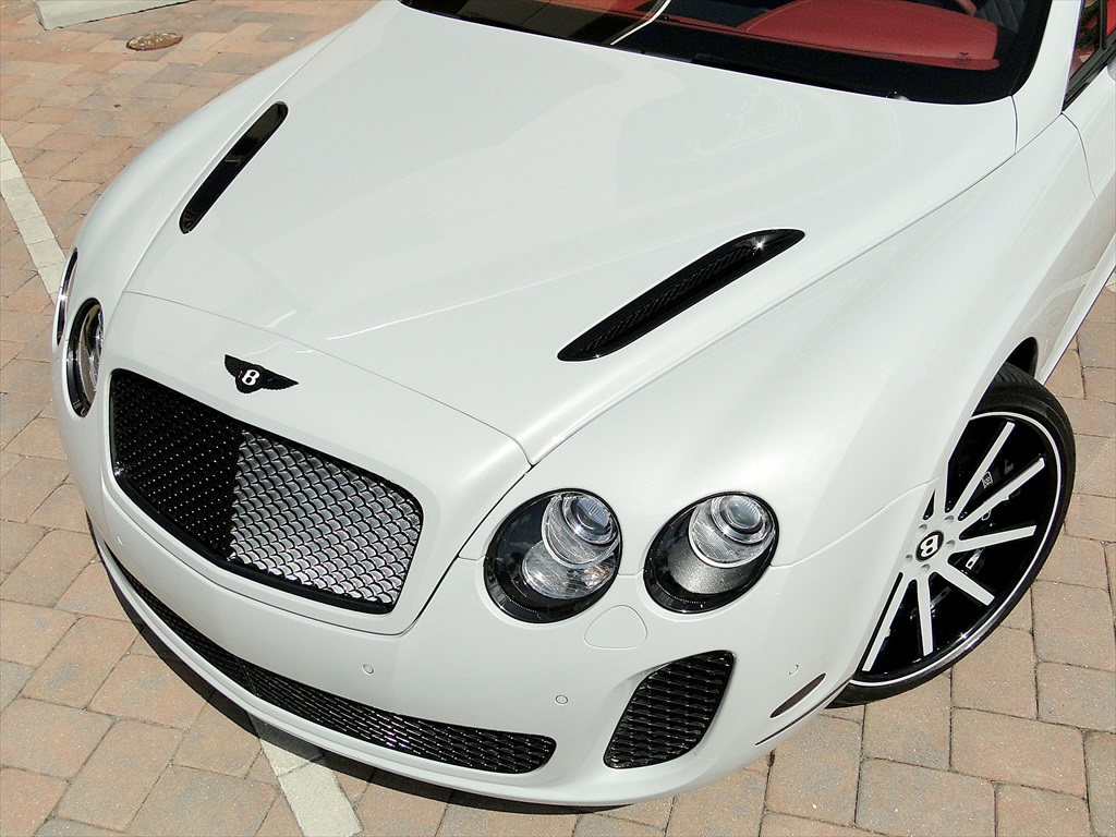 2010 Bentley Continental GT Supersport - Photo 46 - Naples, FL 34104