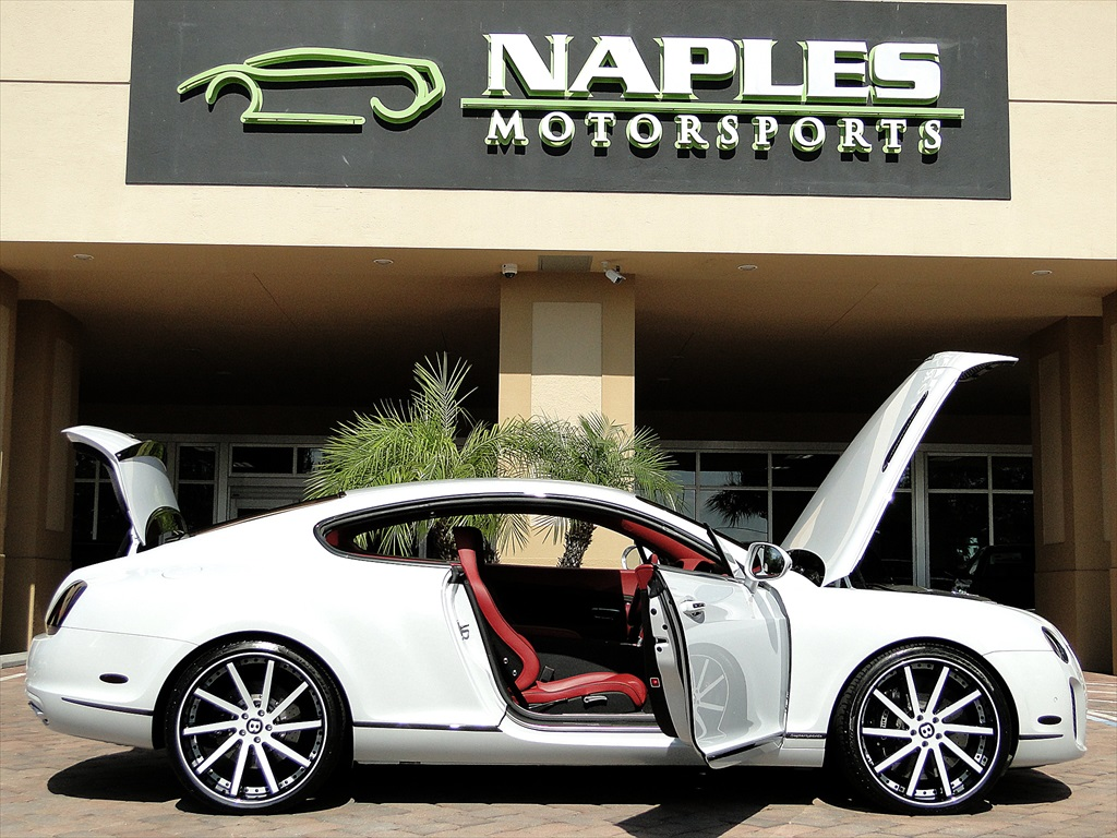 2010 Bentley Continental GT Supersport - Photo 57 - Naples, FL 34104