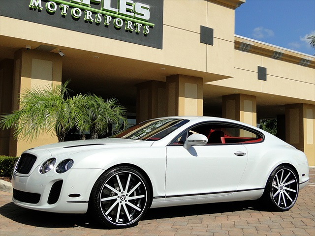 2010 Bentley Continental GT Supersport - Photo 3 - Naples, FL 34104