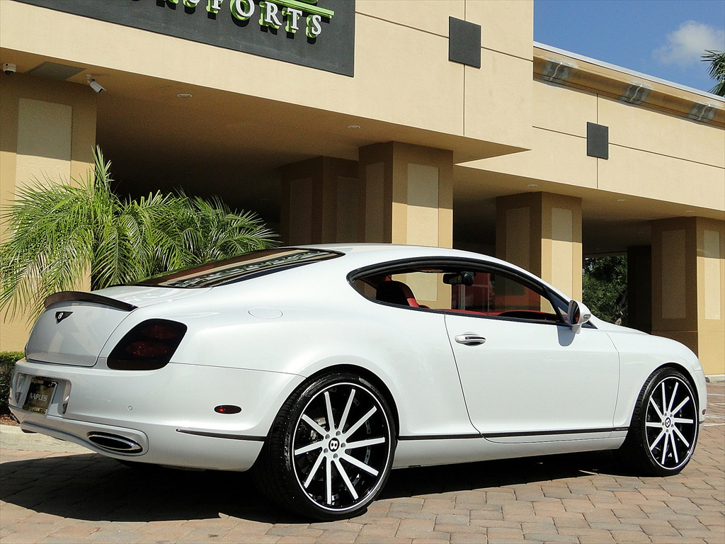 2010 Bentley Continental GT Supersport - Photo 10 - Naples, FL 34104