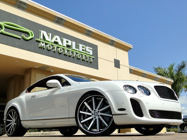 2010 Bentley Continental GT Supersport - Photo 1 - Naples, FL 34104