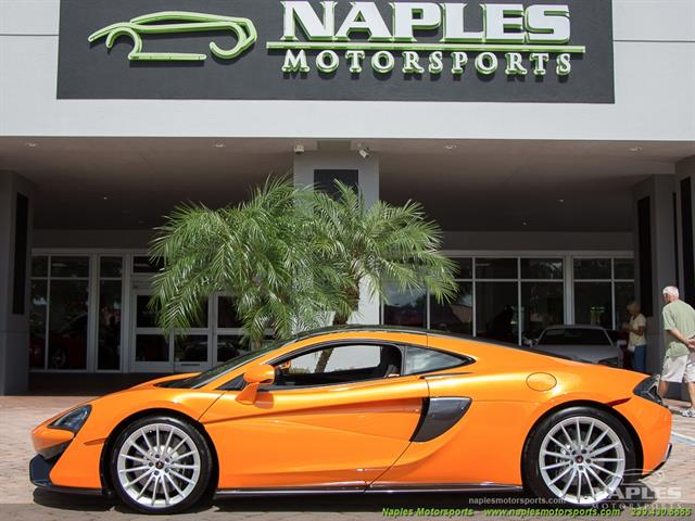2017 McLaren 570GT - Photo 4 - Naples, FL 34104