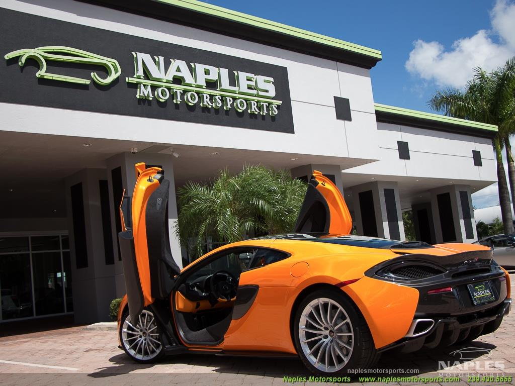 2017 McLaren 570GT - Photo 47 - Naples, FL 34104