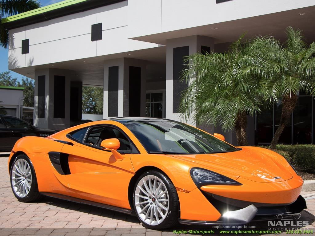 2017 McLaren 570GT - Photo 22 - Naples, FL 34104
