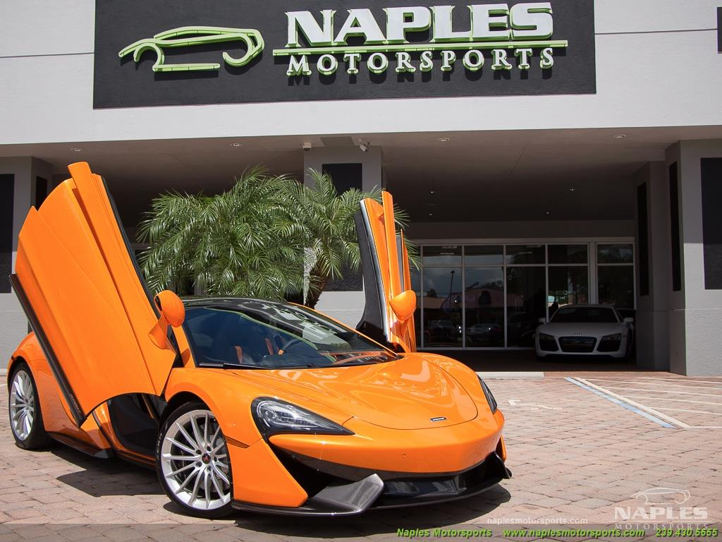 2017 McLaren 570GT - Photo 53 - Naples, FL 34104