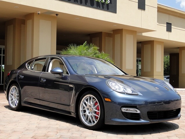 2010 Porsche Panamera Turbo - Photo 34 - Naples, FL 34104